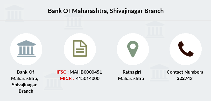 Bank-of-maharashtra Shivajinagar branch