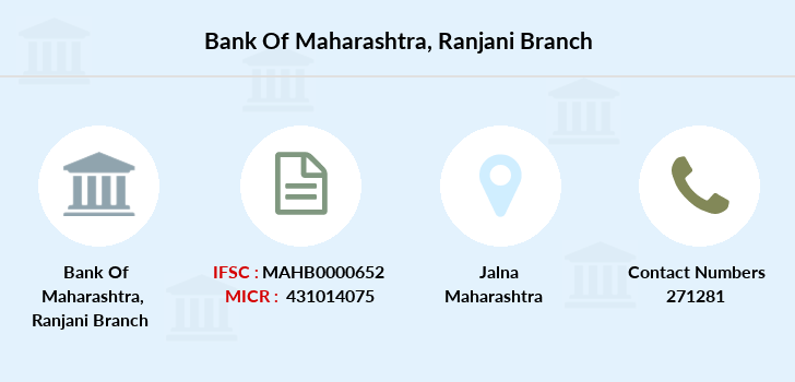 Bank-of-maharashtra Ranjani branch