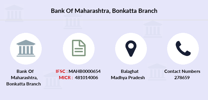 Bank-of-maharashtra Bonkatta branch
