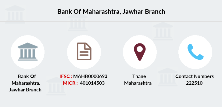Bank-of-maharashtra Jawhar branch