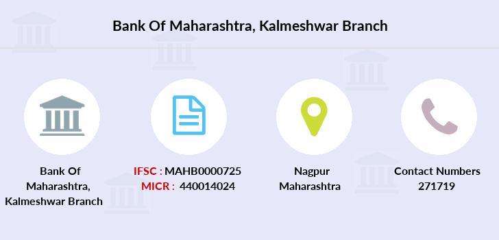 Bank-of-maharashtra Kalmeshwar branch