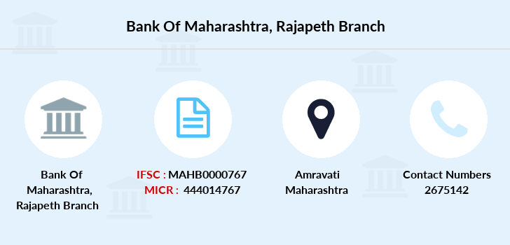 Bank-of-maharashtra Rajapeth branch