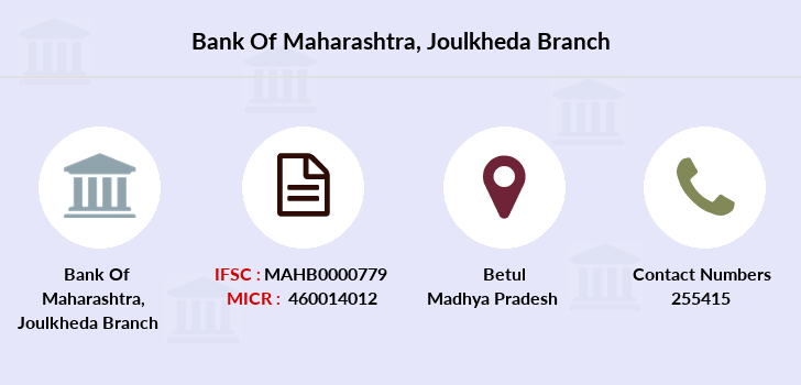 Bank-of-maharashtra Joulkheda branch