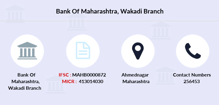 Bank-of-maharashtra Wakadi branch