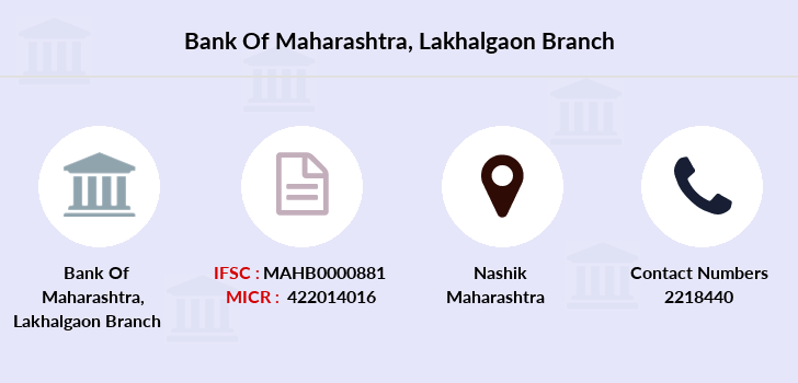 Bank-of-maharashtra Lakhalgaon branch