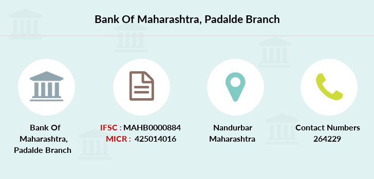 Bank-of-maharashtra Padalde branch