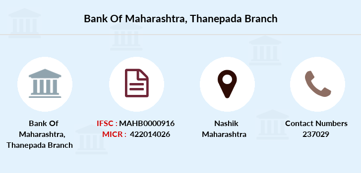 Bank-of-maharashtra Thanepada branch