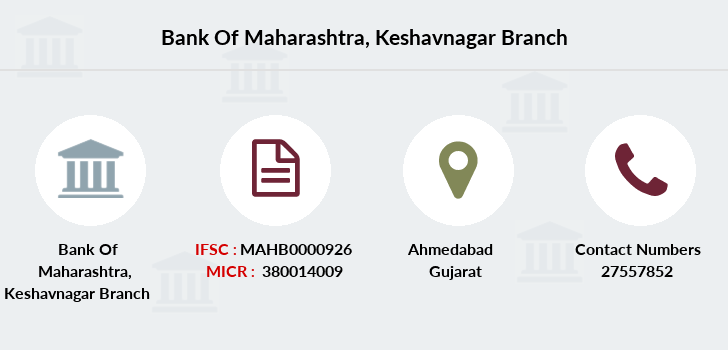 Bank-of-maharashtra Keshavnagar branch