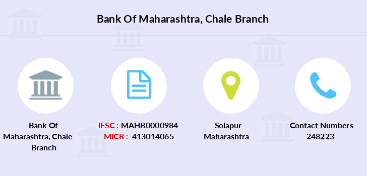 Bank-of-maharashtra Chale branch