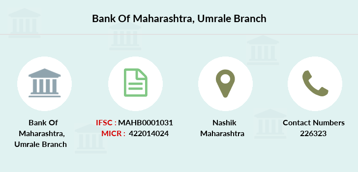 Bank-of-maharashtra Umrale branch