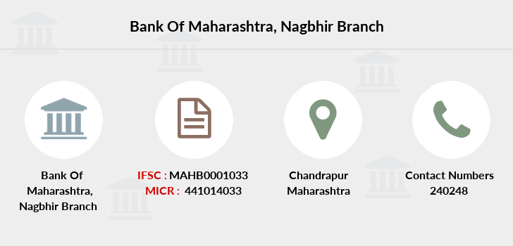 Bank-of-maharashtra Nagbhir branch