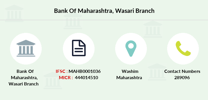 Bank-of-maharashtra Wasari branch