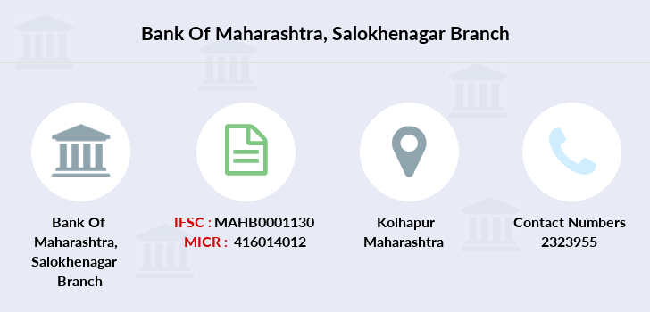 Bank-of-maharashtra Salokhenagar branch