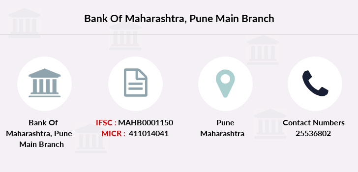 Bank-of-maharashtra Pune-main branch