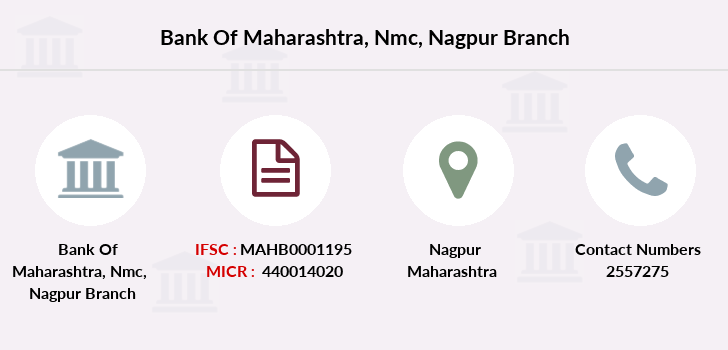 Bank-of-maharashtra Nmc-nagpur branch