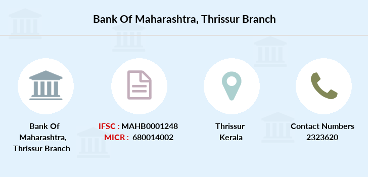 Bank-of-maharashtra Thrissur branch