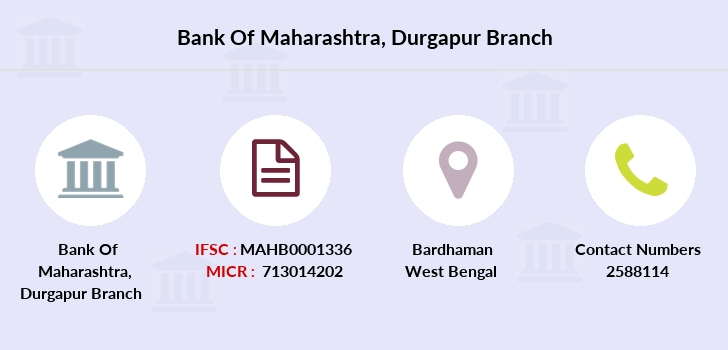 Bank-of-maharashtra Durgapur branch