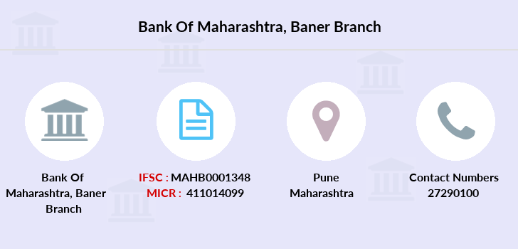 Bank-of-maharashtra Baner branch