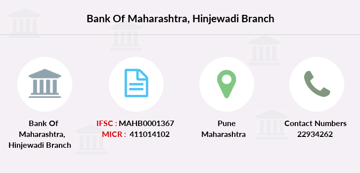 Bank-of-maharashtra Hinjewadi branch
