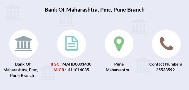 Bank-of-maharashtra Pmc-pune branch