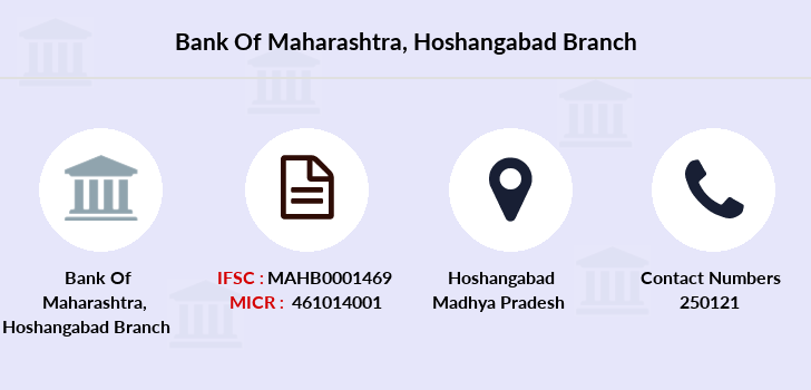 Bank-of-maharashtra Hoshangabad branch