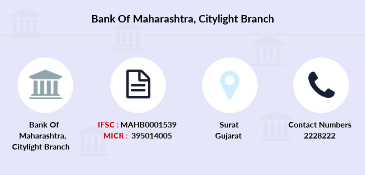 Bank-of-maharashtra Citylight branch