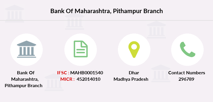 Bank-of-maharashtra Pithampur branch