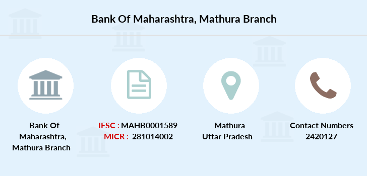 Bank-of-maharashtra Mathura branch