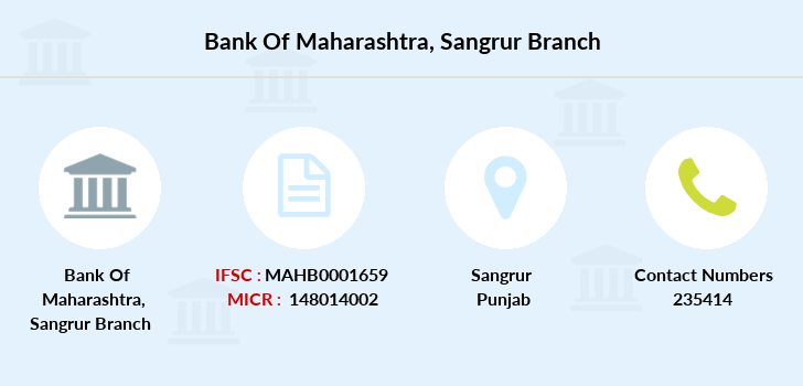 Bank-of-maharashtra Sangrur branch