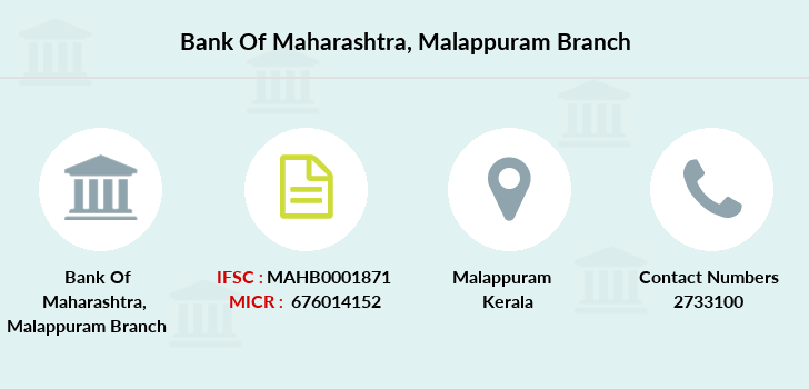 Bank-of-maharashtra Malappuram branch