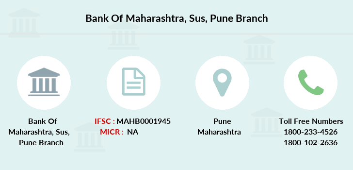 Bank-of-maharashtra Sus branch
