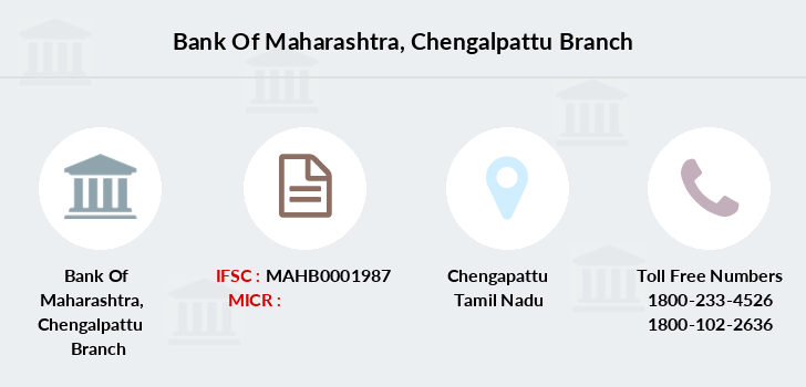 Bank-of-maharashtra Chengalpattu branch