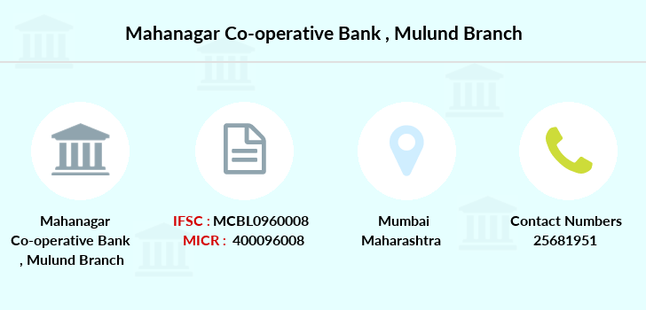 Mahanagar-co-op-bank Mulund branch