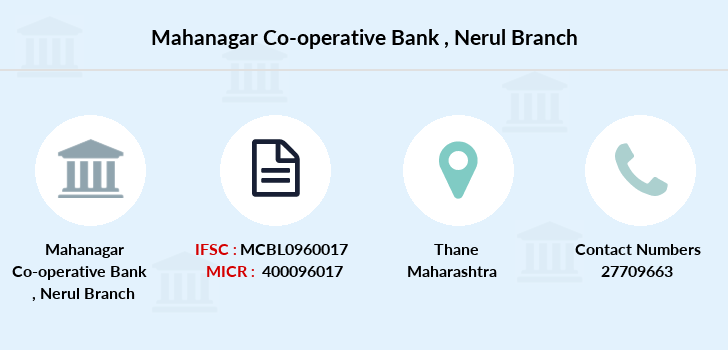 Mahanagar-co-op-bank Nerul branch