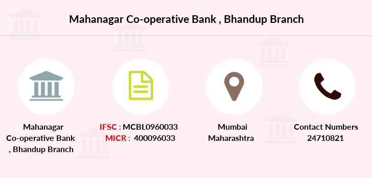 Mahanagar-co-op-bank Bhandup branch