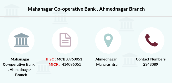 Mahanagar-co-op-bank Ahmednagar branch