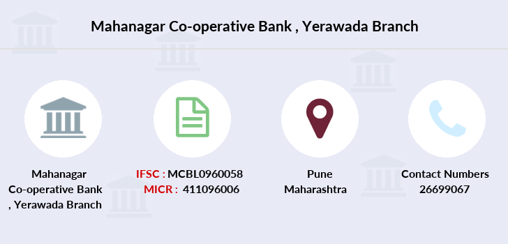 Mahanagar-co-op-bank Yerawada branch
