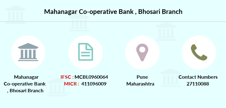Mahanagar-co-op-bank Bhosari branch