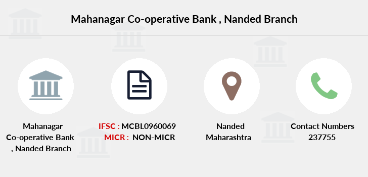 Mahanagar-co-op-bank Nanded branch