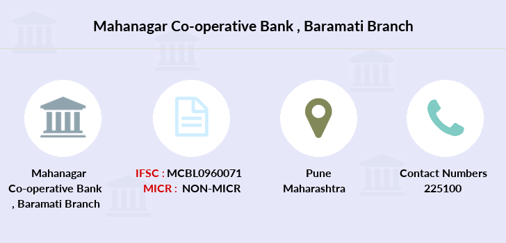 Mahanagar-co-op-bank Baramati branch