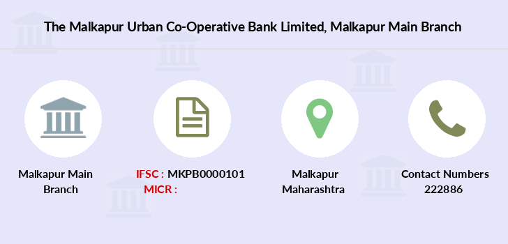 The-malkapur-urban-co-operative-bank-limited Malkapur-main branch