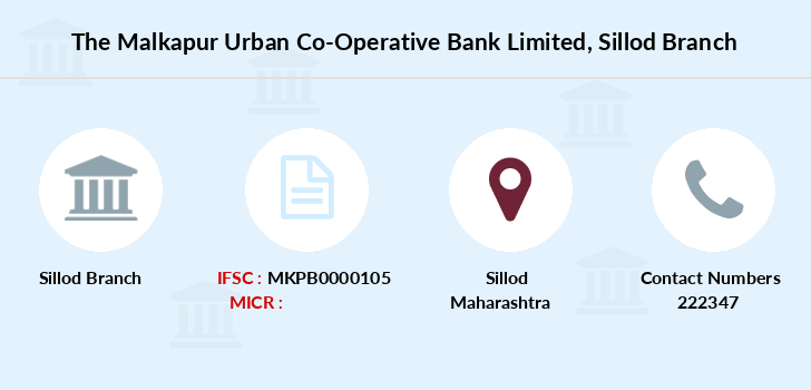 The-malkapur-urban-co-operative-bank-limited Sillod branch