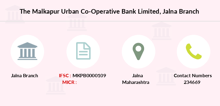 The-malkapur-urban-co-operative-bank-limited Jalna branch