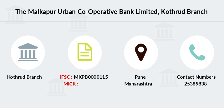 The-malkapur-urban-co-operative-bank-limited Kothrud branch