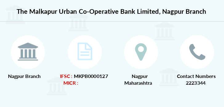 The-malkapur-urban-co-operative-bank-limited Nagpur branch