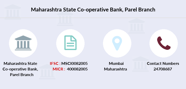 Maharashtra-state-co-op-bank Parel branch