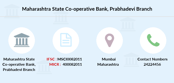Maharashtra-state-co-op-bank Prabhadevi branch