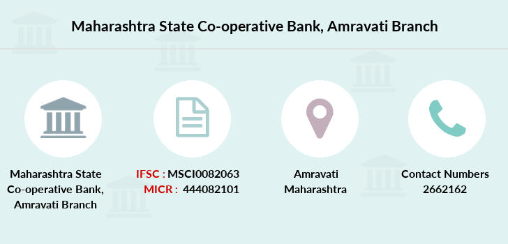 Maharashtra-state-co-op-bank Amravati branch