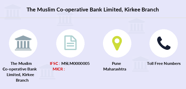 The-muslim-co-operative-bank-limited Kirkee branch