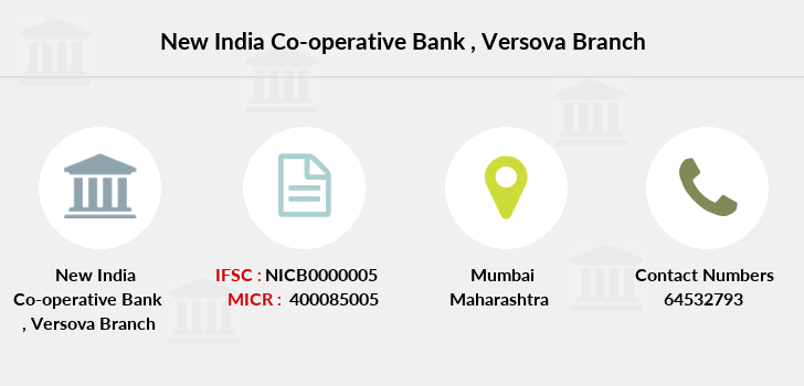 New-india-co-op-bank Versova branch